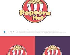 #133 for LOGO Design - Popcorn Company by rahulkaushik157