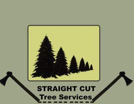 nº 12 pour Logo Design for Straight Cut Tree Service par flynnrider