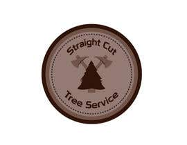 nº 40 pour Logo Design for Straight Cut Tree Service par VaraxenDesigns