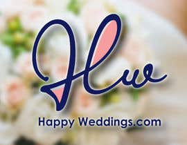 #859 cho Happy Weddings.Com Logo to be designed bởi Dedifirmawan