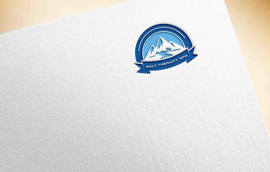 Kilpailutyö #61 kilpailussa Logo Design for Salt Therapy Spa/Retail Business