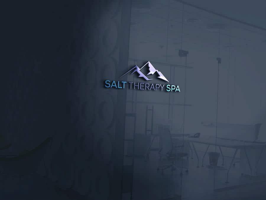 Kilpailutyö #32 kilpailussa Logo Design for Salt Therapy Spa/Retail Business