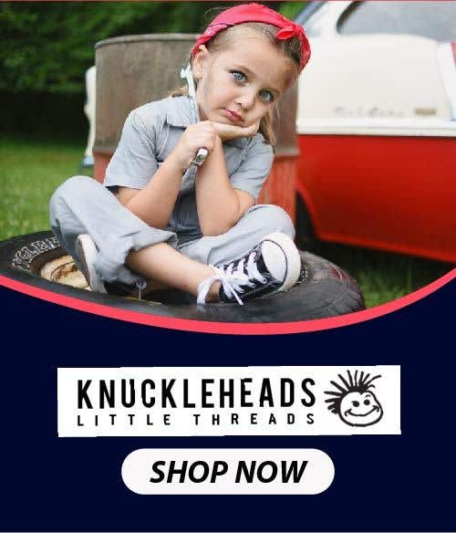 Proposition n°146 du concours Banner for Advertising Knuckleheads Clothing
