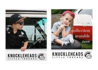 Proposition n° 105 du concours Graphic Design pour Banner for Advertising Knuckleheads Clothing