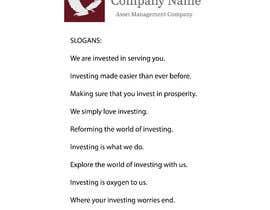 #8 for Create a slogan & sign by ZyadHaq