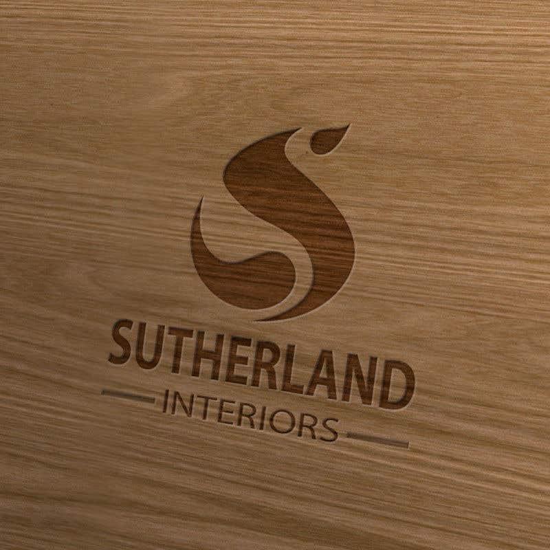 Bài tham dự cuộc thi #1182 cho Sutherland Interiors