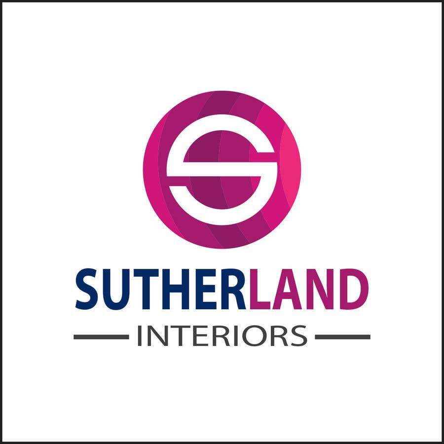 Bài tham dự cuộc thi #1186 cho Sutherland Interiors