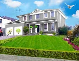 #24 for Update house front design, Graphic by hossaingpix