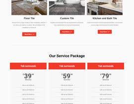 #33 pentru Wordpress Website redesign 3 pages de către Themeasia