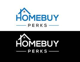 "#2 for Logo designed for real estate software company.  ""HomeBuy Perks"".  It's a rewards platform for homeowners.  So want it to show it's a rewards platform but with an emphasis of homeowners. by pervez46"