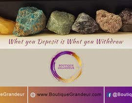 #74 for Boutiqure Grandeur  Banner by libarty