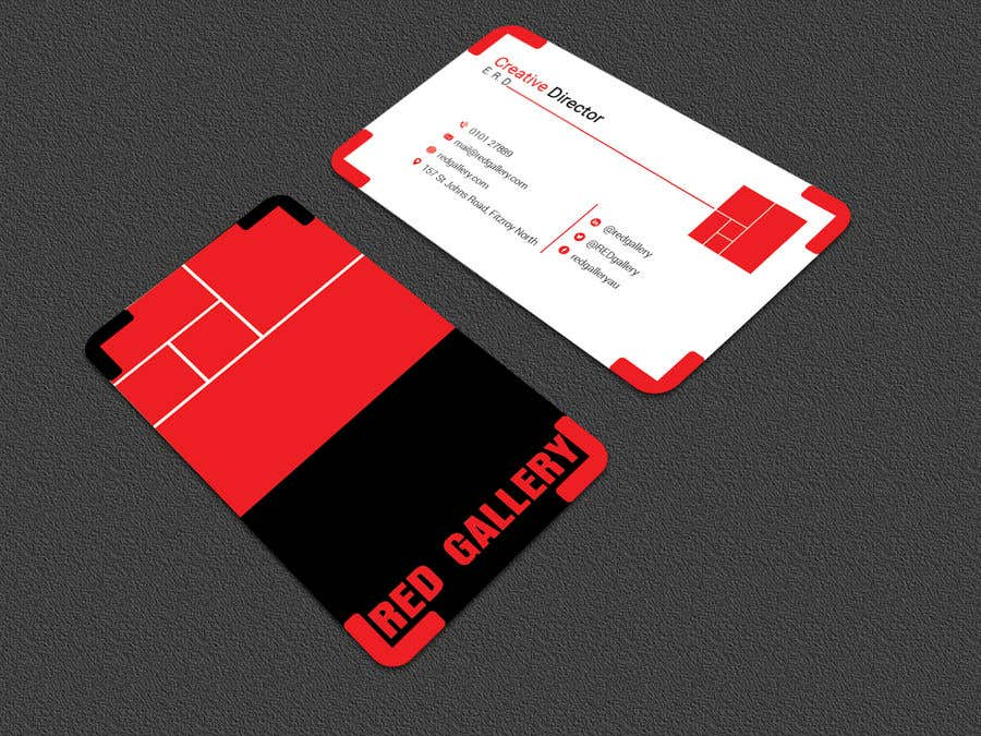 Contest Entry #146 for Print Ready Business Card - GET VERY CREATIVE!