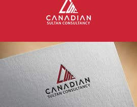 alimon2016 tarafından Clean & Sleek Logo for Canadian Sultan Consultancy için no 58