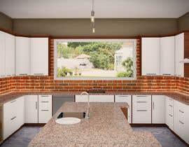 onix6756 tarafından Kitchen Color visualization/render için no 58