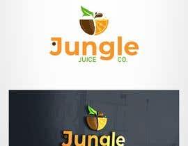 Zattoat tarafından Logo designed for an upscale juice bar.  Name of the business is Jungle Juice & Co. için no 94