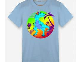 #67 para Dinosaur design for clothes de Adriangtx