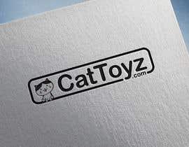 #106 untuk CatToyz.com Logo for new E-comm Website oleh Zamilhossain1