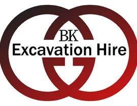 Nro 43 kilpailuun Logo Design for excavation hire business käyttäjältä Desiners3