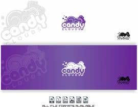 #176 for Design A Logo - Candy Clouds - A Cotton Candy Company by alejandrorosario