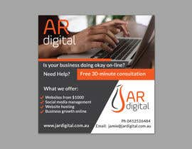 #30 for Promotional Card for JAR Digital by miloroy13