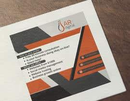 #24 for Promotional Card for JAR Digital by hossainshahriar5