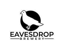 #32 for Eavesdrop Brewery new logos af tahminaakther512