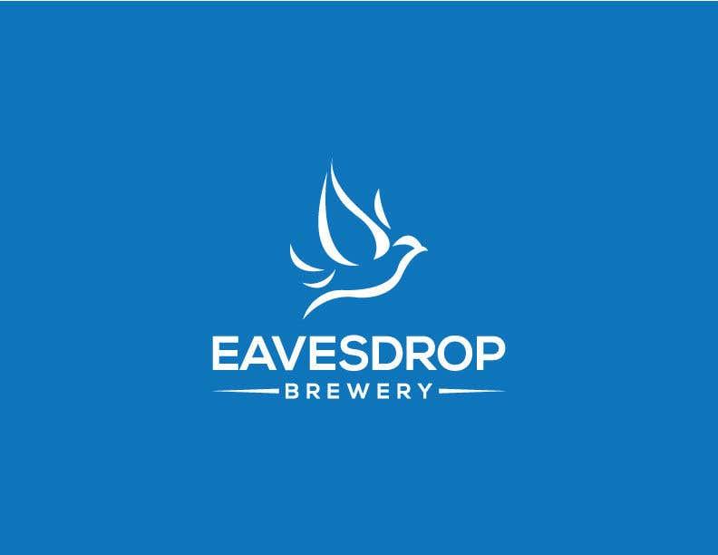Konkurrenceindlæg #51 for Eavesdrop Brewery new logos