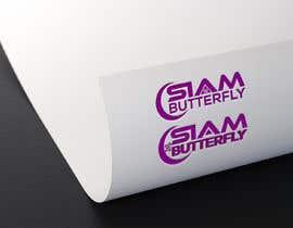 Nro 74 kilpailuun Siam Butterfly Logo käyttäjältä mdmoniruzzamanm2