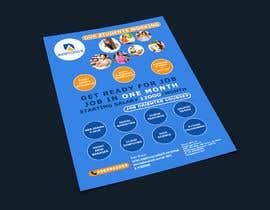 #9 для A3 poster for a Training institute от mugdhaar6