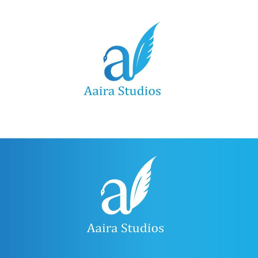 Kilpailutyö #                                        21                                      kilpailussa                                         Design a Logo for Aaira Studios and Vybra Studio with Business cards and Letterheads