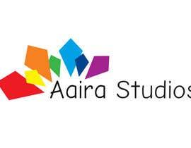 Nro 11 kilpailuun Design a Logo for Aaira Studios and Vybra Studio with Business cards and Letterheads käyttäjältä kayum12