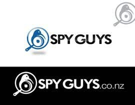 #330 para Logo Design for Spy Guys por Eviramon