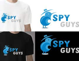 nº 355 pour Logo Design for Spy Guys par rickyokita