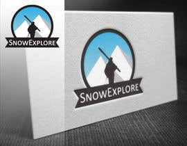 nº 15 pour Logo Design for Snowexplore par HammyHS
