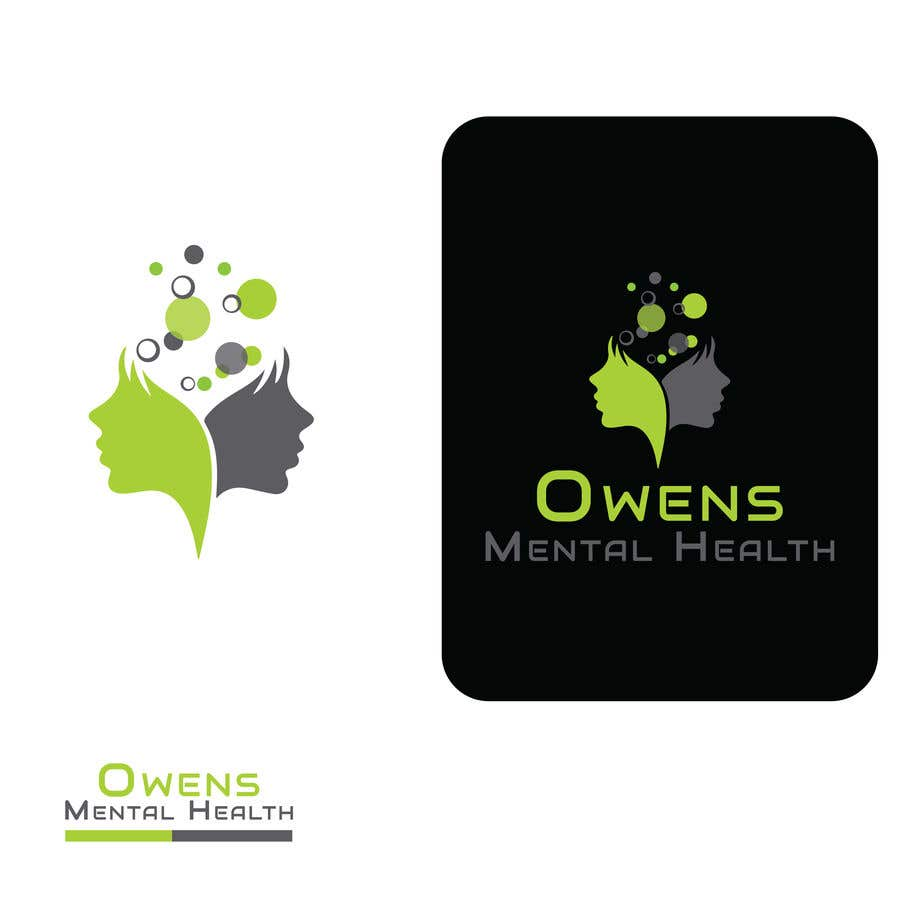 Penyertaan Peraduan #599 untuk Owens Mental Health