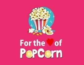 Nro 20 kilpailuun For The ❤️ Of Popcorn käyttäjältä MilanVignjevic