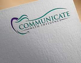 Nro 37 kilpailuun Communicate With Influence logo design käyttäjältä tahminaakther512