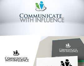Nro 18 kilpailuun Communicate With Influence logo design käyttäjältä DesignTraveler