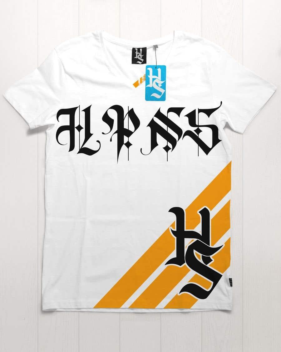 Penyertaan Peraduan #4 untuk Re-diseño de logo para marca de ropa streetwear
