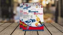 Graphic Design Kilpailutyö #60 kilpailuun event flyer barber battle