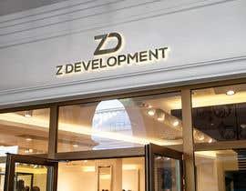 "#926 untuk Design a logo for my New Company "" Z Development"" oleh mstalza323"
