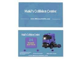 #69 untuk Need business card designed front and back oleh rahuliqbal007