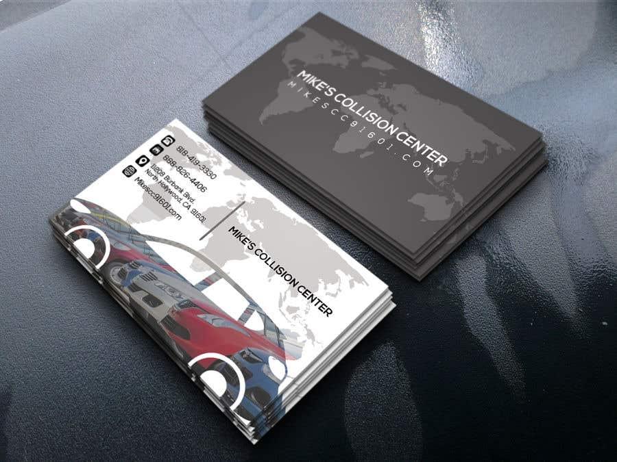 Конкурсная заявка №61 для Need business card designed front and back