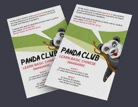 #18 untuk Panda Club oleh FluffDesign