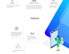#11 untuk Create a scrolling one-page website oleh stutikaushik
