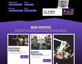 #19 untuk Create a scrolling one-page website oleh Themeasia