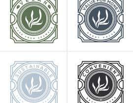 #6 untuk Logo stamp design oleh Rezaunnobii
