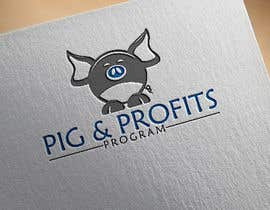 "#58 untuk Design a logo for our ""PIG & PROFITS PROGRAM"" oleh aktherafsana513"