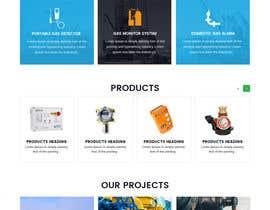 #96 untuk Logo + single page webpage oleh syrwebdevelopmen
