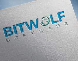 #1208 untuk Logo for Bit Wolf Software oleh moshiourrahman19